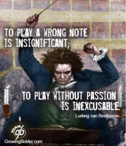 Play With Passion