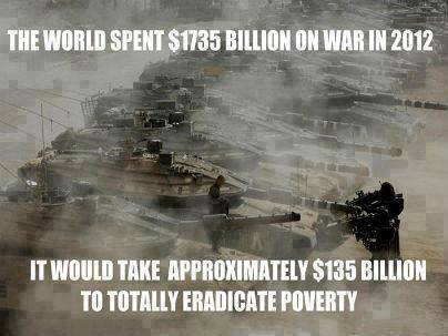 135 Billion To End Poverty