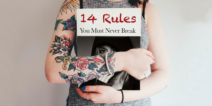 14 Rules To Never Break When Dealing With An Addict