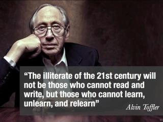 21st Century Illiterate
