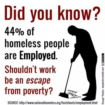 44 Per Cent Homeless Are Employed