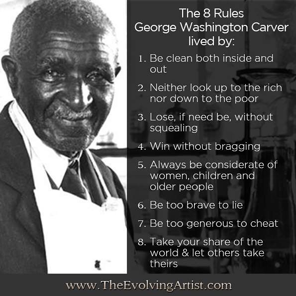 8 Rules To Live By