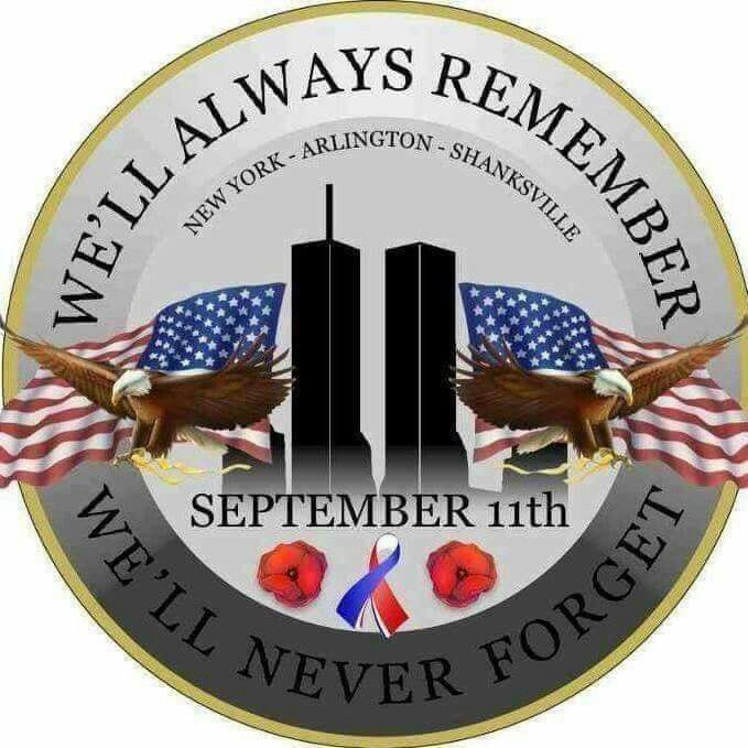 911 Lest We Forget