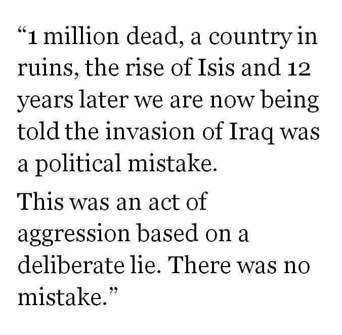 A Deliberate Lie