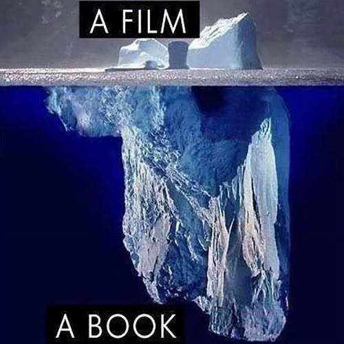 A Film Versus A Book