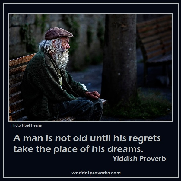 A Man Is Not Old Until