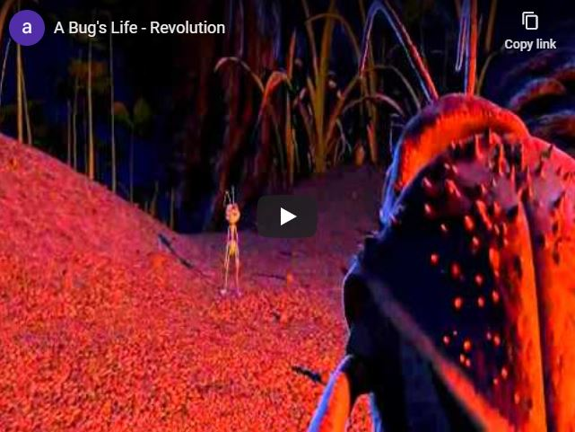 A Bug's Life - Revolution!