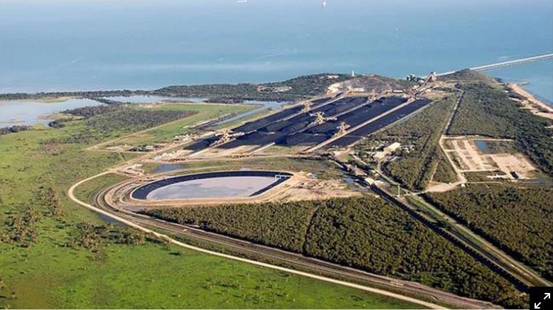Abbott Point Coal Facility