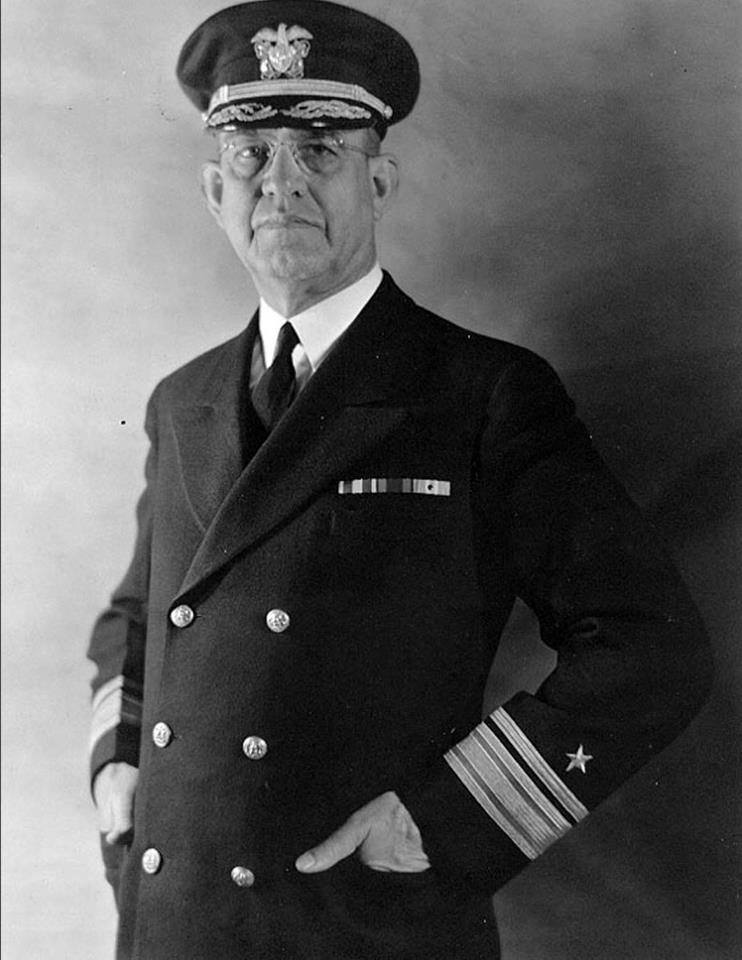 Admiral James O. Richardson