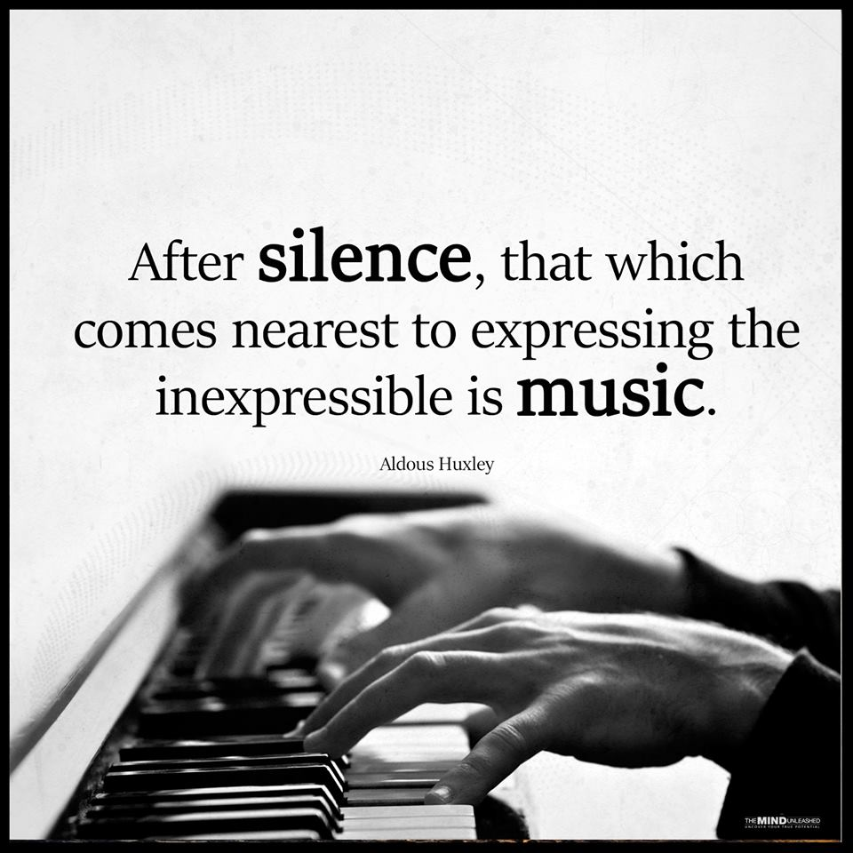 After Silence, Music