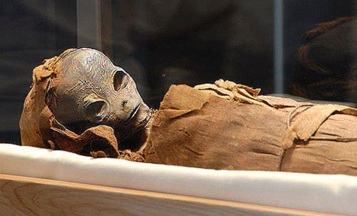 Alien Mummy