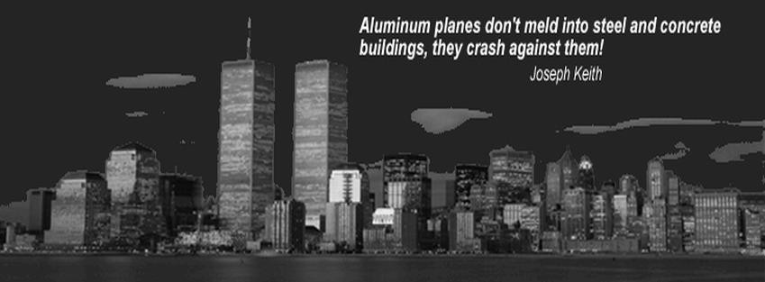 Aluminium Planes Do Not Melt