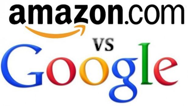 Amazon Versus Google