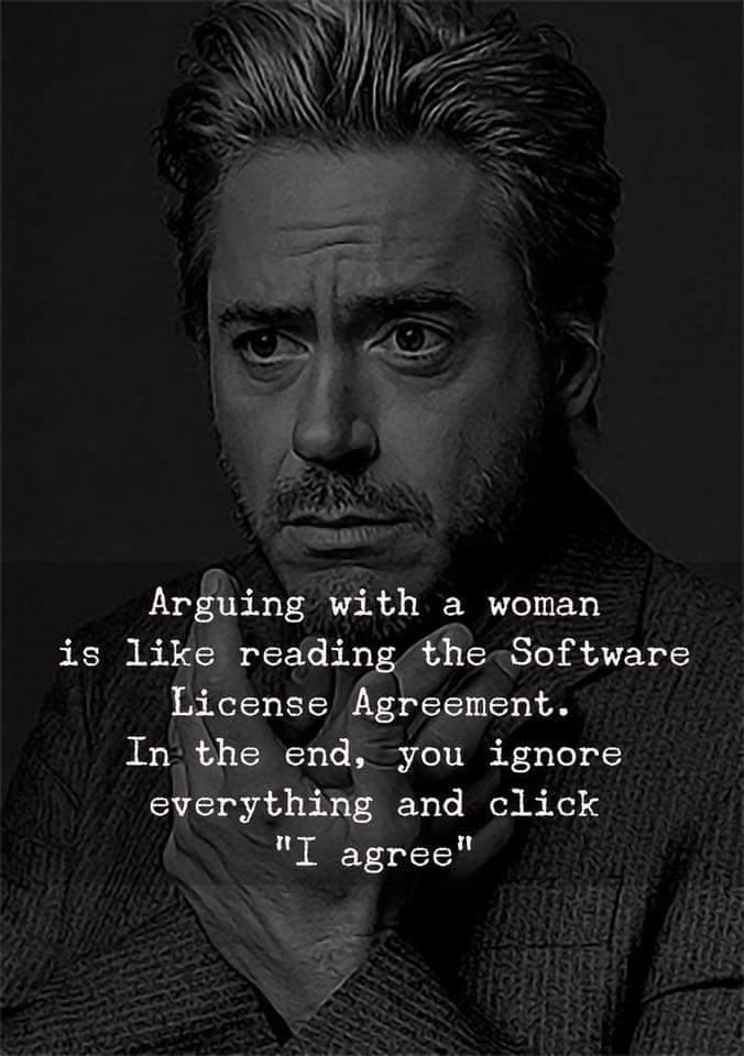 Arguing Does Not Work