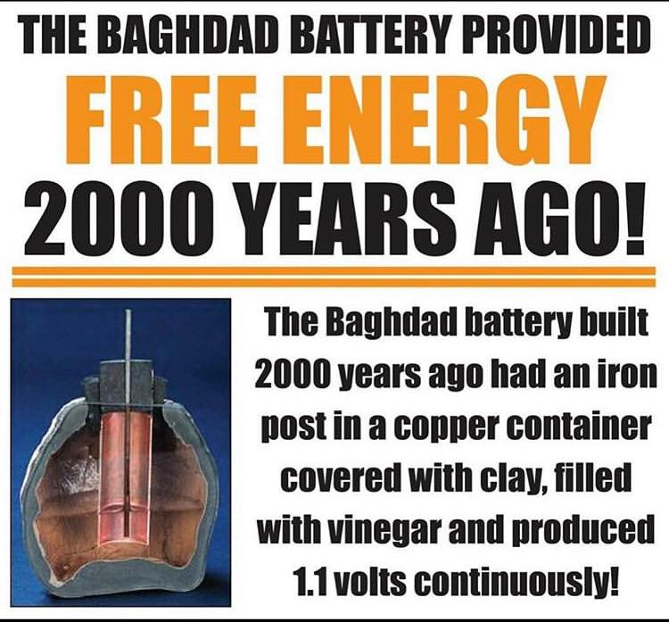 Baghdad Battery