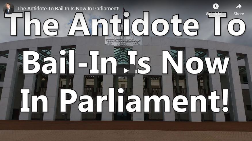 Bail In Antidote