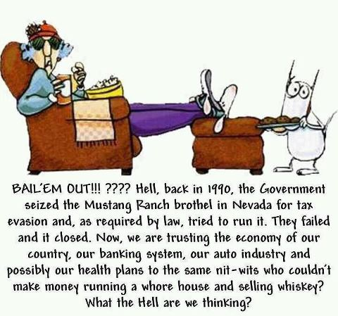 Bailout logic