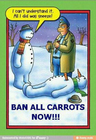 Ban All Carrots Now