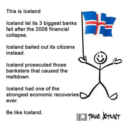 Be Like Iceland