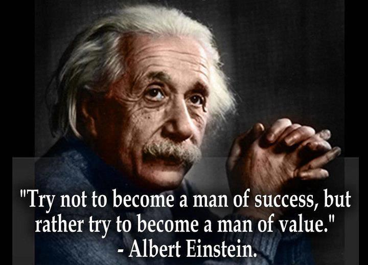 Try to Become A Man Of Value