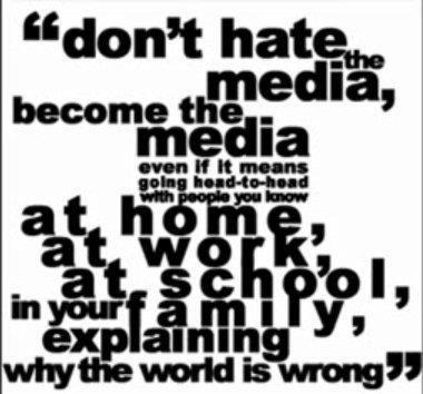 Become The Media
