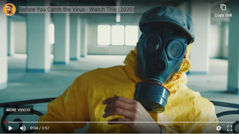 Before You Catch The Virus