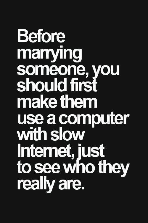 Before You Marry