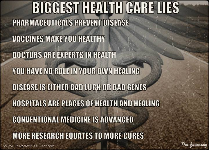 Biggest Health Care Lies