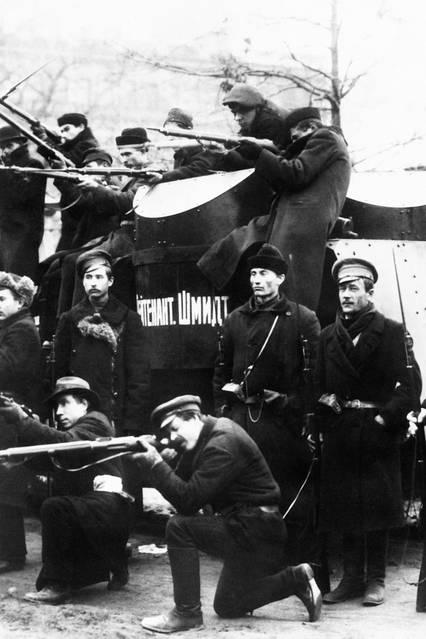Bolshevik Fighters