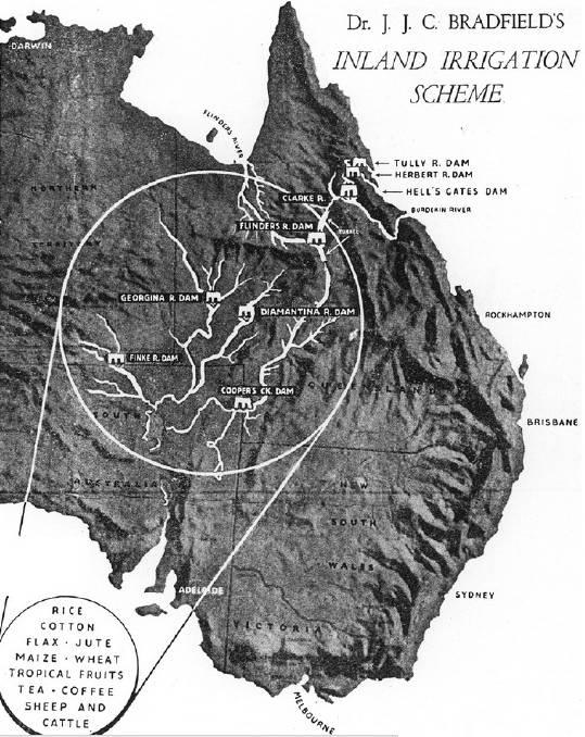 Bradfield Irrigation Scheme