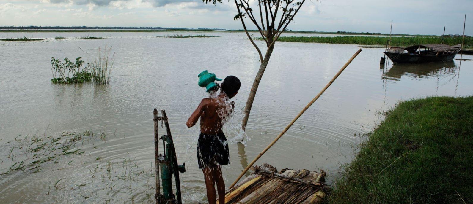 Bramaputra River