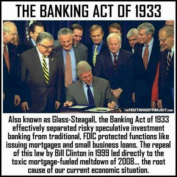 Bring Back Glass-Steagall