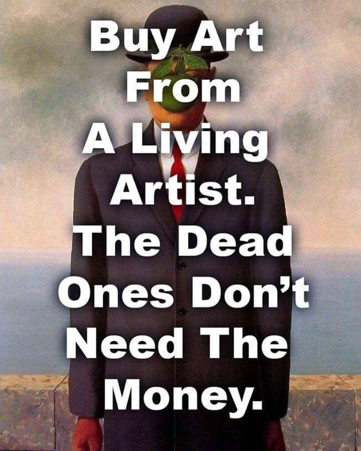 Buy Art From Living Artists
