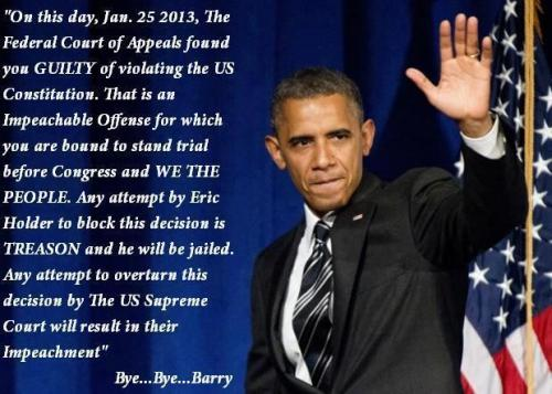 Bye Bye Barry