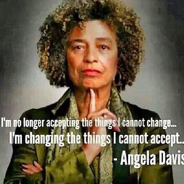 Change What You Cannot Accept