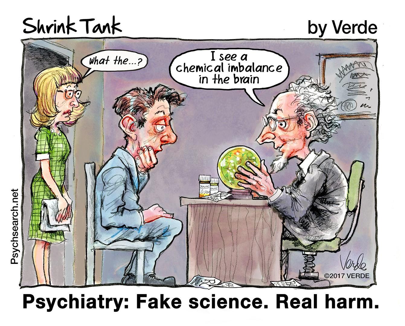 Chemical Imbalance Fraud