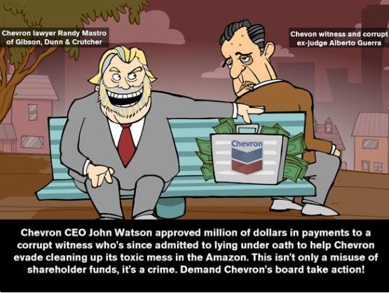 Chevron Petition