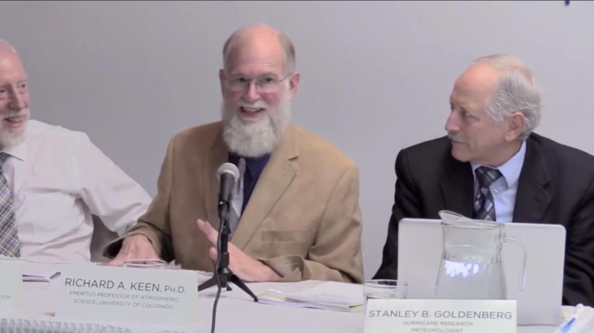 Climate Scientist Panel