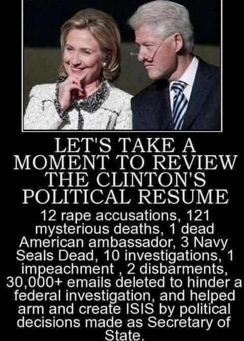 Clinton Resume