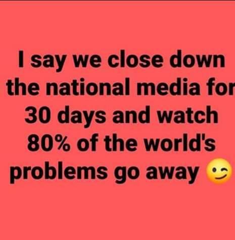 Close The Media