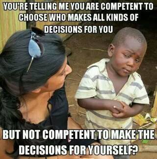 Insight on Competence