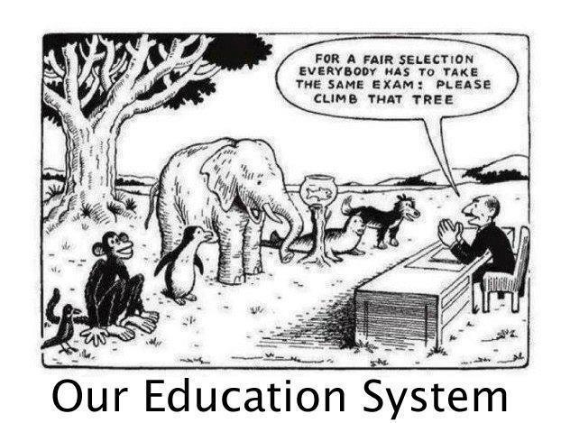 Conformist Education