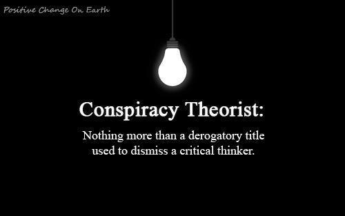 Conspiracy Theorist