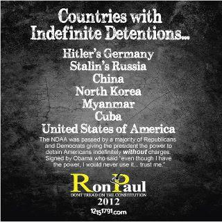 Countries With Indefinite Detention