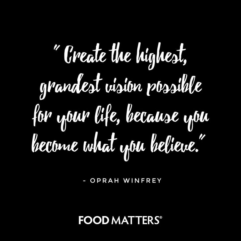 Create A Great Vision