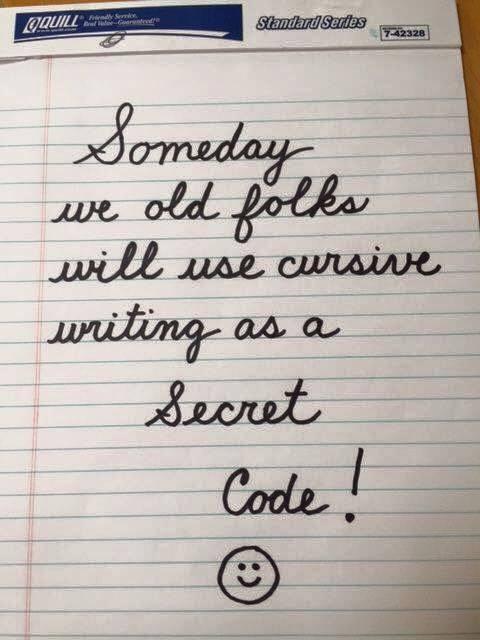 Cursive Code