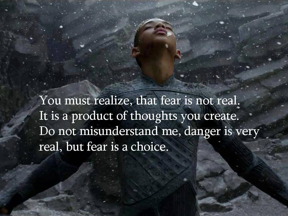 Danger Versus Fear