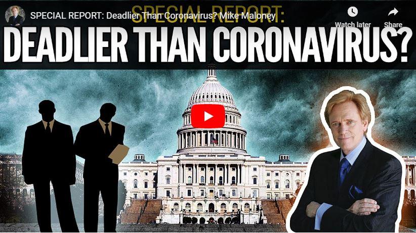 Economic Cost Deadlier Than Coronavirus