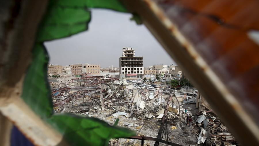 Destruction Of Yemen