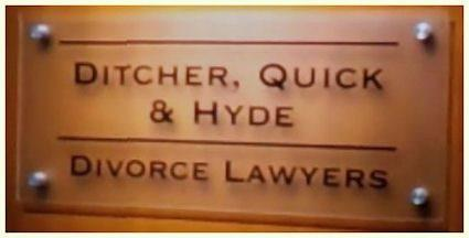 Divorce Lawyers Sign